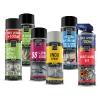 Sprays de Proteção, Manutenção, Limpeza, Lubrificação e Pintura